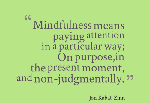 Just Be Mindfulness